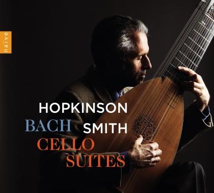 Johann Sebastian Bach (1685-1750), Hopkinson Smith & Hopkinson Smith - Cello Suites Arranged For Lute And Theorbo