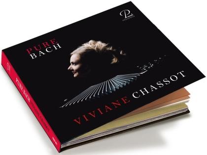 Johann Sebastian Bach (1685-1750) & Viviane Chassot - Pure Bach