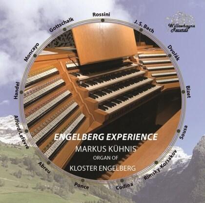 Markus Kühnis - Engelberg Experience - Organ of Kloster Engelberg