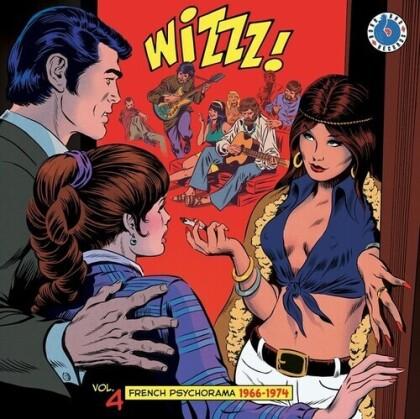 Wizzz French Psychorama 1966-1974 Volume 4