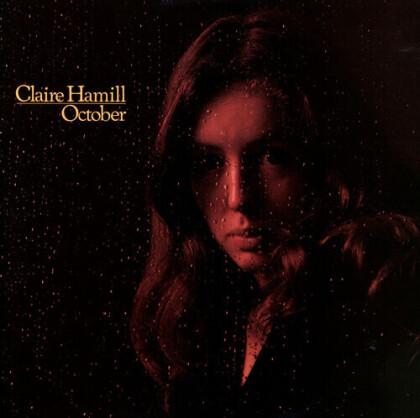 Claire Hamill - October (Gatefold, 2021 Reissue, Renaissance, LP)