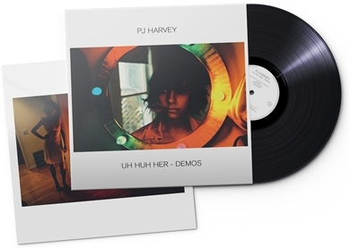PJ Harvey - Uh Huh Her - Demos (LP)