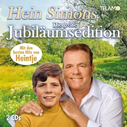 Hein Simons - Die große Jubiläumsedition (2 CDs)