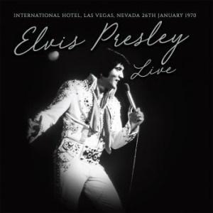 Elvis Presley - Live International Hotel Las Vegas Nevada 26Th January 1970