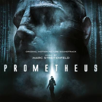Prometheus (OST) & Marc Streitenfeld - OST (2021 Reissue, Music On Vinyl, Blue Vinyl, LP)