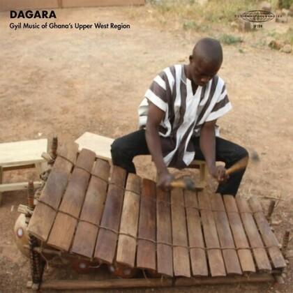 Dagar Gyil Ensemble Of Lawra - Dagara (LP)