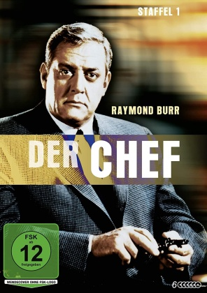 Der Chef - Staffel 1 (6 DVDs)