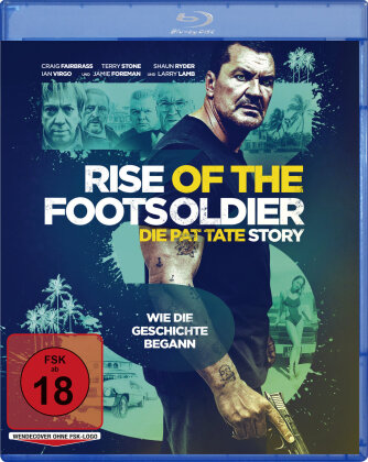 Rise of the Footsoldier 3 - Die Pat Tate Story (2017)