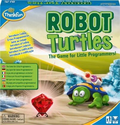 Robot Turtles (Kinderspiel)