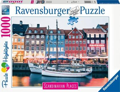 Kopenhagen - Dänemark (Puzzle)