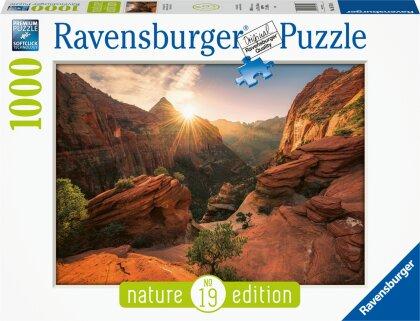 Zion Canyon USA (Puzzle)