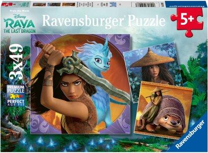 Raya - die tapfere Kriegerin