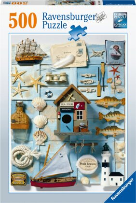 Maritimes Flair (Kinderpuzzle)