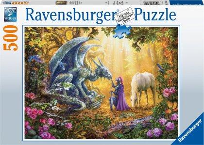 Drachenflüsterer (Puzzle)