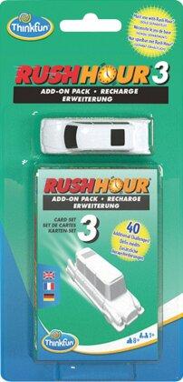 Rush Hour 3 - Erweiterungsset (Spiel-Zubehör)