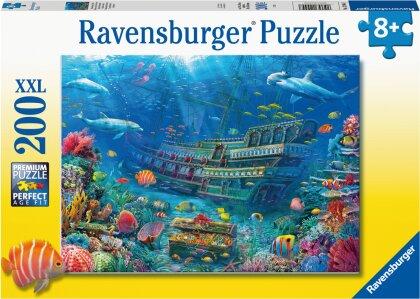Versunkenes Schiff (Kinderpuzzle)
