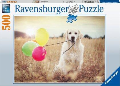 Luftballonparty (Kinderpuzzle)