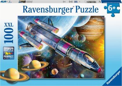 Mission im Weltall (Kinderpuzzle)