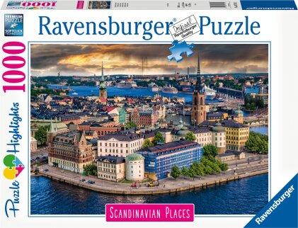 Stockholm - Schweden (Puzzle)