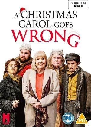 A Christmas Carol Goes Wrong (2017)