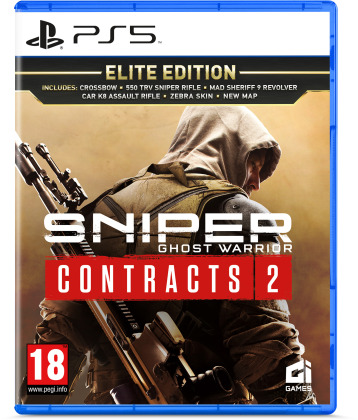 Sniper Ghost Warrior Contracts 2 - (Elite Edition)