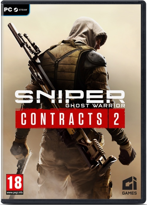 Sniper Ghost Warrior Contracts 2 - Code in a Box