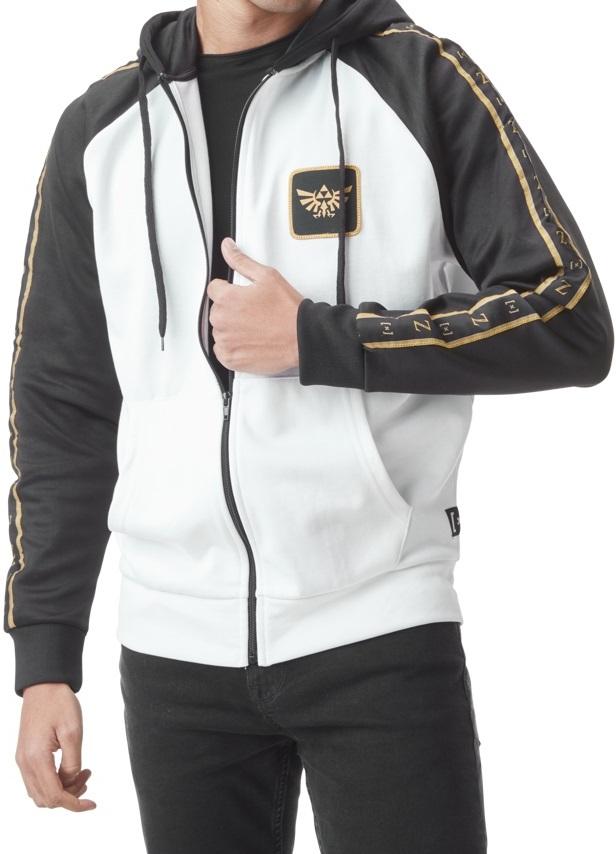Sweats - Zelda - Hyrule Logo - Homme - M - Grösse M