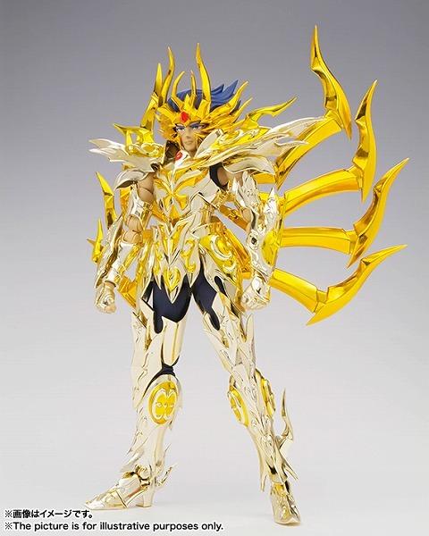 Deathmask - Cancer God Cloth - Myth Cloth EX - Saint Seiya Sould of Gold