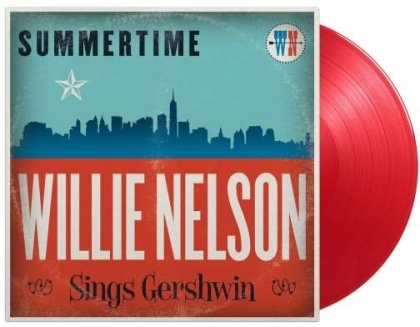 Willie Nelson - Summertime: Willie Nelson Sings Gershwin (2021 Reissue, Music On Vinyl, Limited Edition, Colored, LP)
