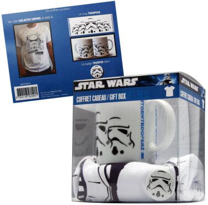 Star Wars: Galactic Empire - Mug + T-Shirt - Grösse L