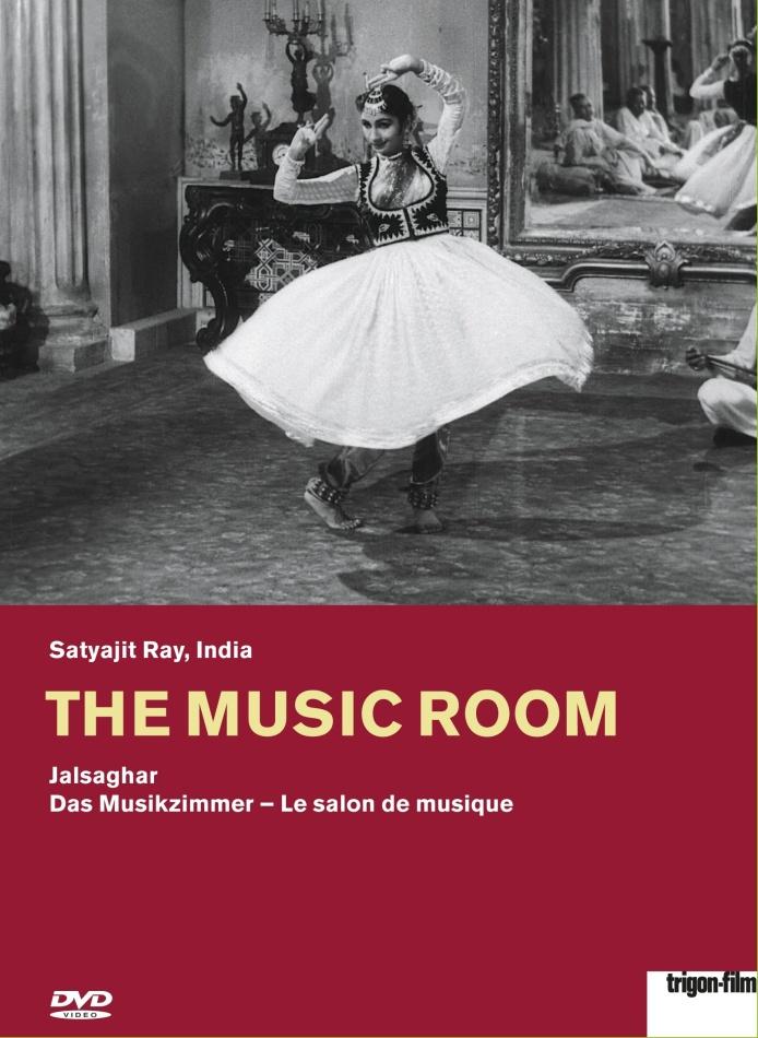 The Music Room - Das Musikzimmer (1958) (Trigon-Film)