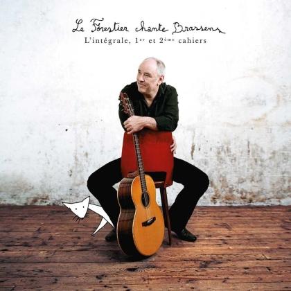 Maxime Le Forestier - Chante Brassens (2021 Reissue, 9 CDs)