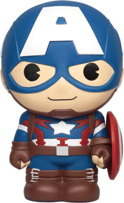 Marvel Captain America Bank