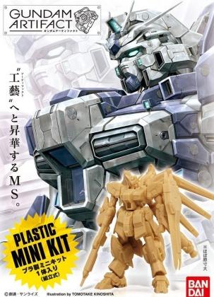 Shokugan - Mobile Suit Gundam Artifact 01 Plastic Mini Kit (Box Of 10)