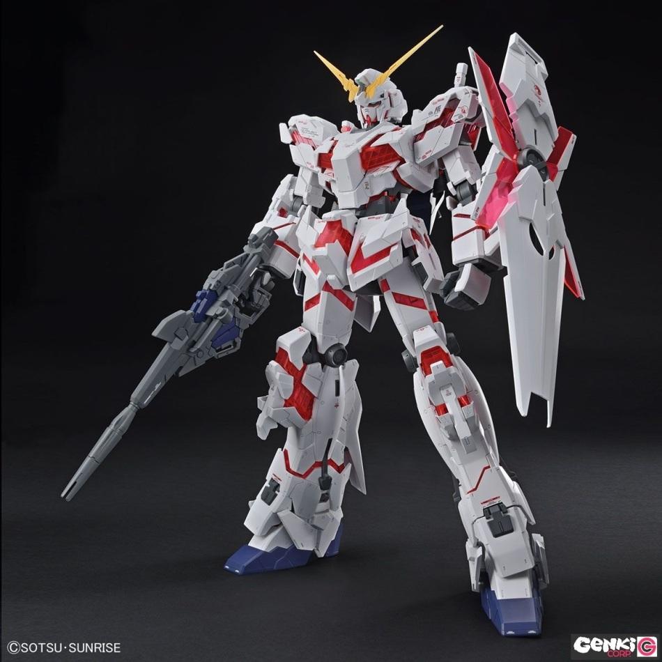Mega Size Model - Gundam - Unicorn (Destroy Mode) - 452 cm - 1/48