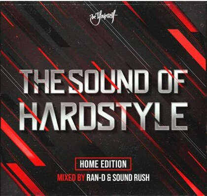 Ran-D & Sound Rush - The Sound Of Hardstyle - Home Edition 2 (2 CDs)