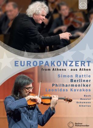 Berliner Philharmoniker, Simon Rattle & Leonidas Kavakos - Europakonzert 2015