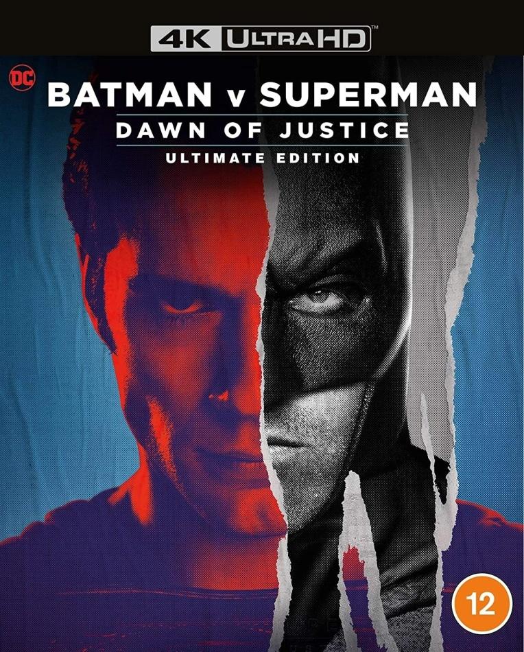 Batman V Superman - Dawn Of Justice (2016) (Édition Ultime)
