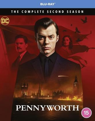 Pennyworth - Season 2 (2 Blu-rays)