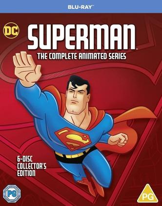Superman - The Complete Animated Series (6 Blu-rays)