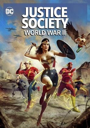 Justice Society: World War 2 (2021) (+ Figurine)