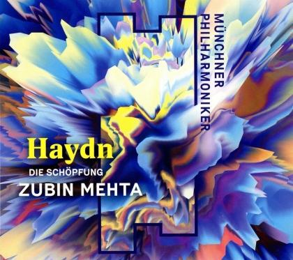 Joseph Haydn (1732-1809), Zubin Mehta & Münchner Philharmoniker MP - Die Schöpfung (2 CDs)