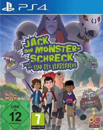 Jack der Monsterschreck - The Last Kids on Earth