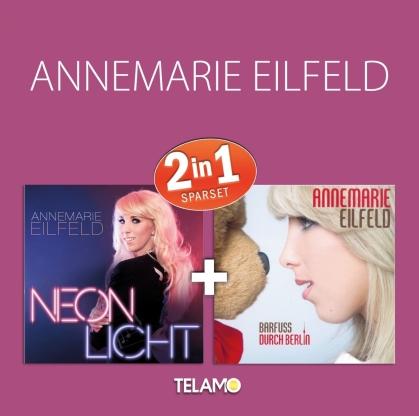 Annemarie Eilfeld - 2 In 1 (2 CDs)