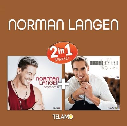 Norbert Langen - 2 In 1 (2 CDs)