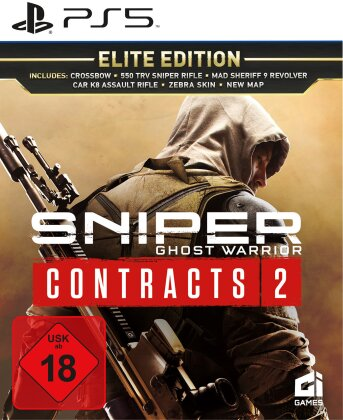 Sniper Ghost Warrior Contracts 2 (German Edition)