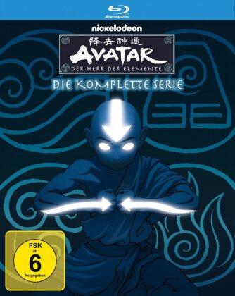 Avatar - Der Herr der Elemente - Die komplette Serie (9 Blu-rays)