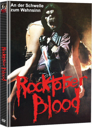 Rocktober Blood (1984) (Limited Edition, Mediabook, 2 DVDs)