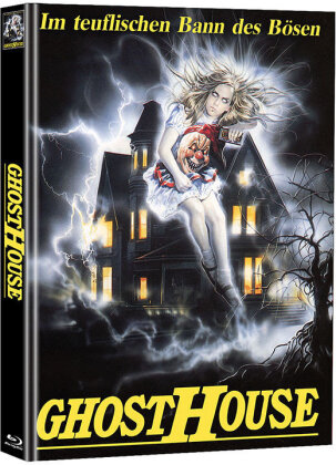 Ghosthouse (1988) (Limited Edition, Mediabook, Blu-ray + DVD)
