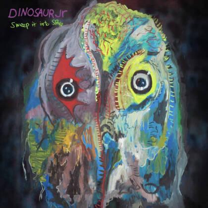 Dinosaur Jr. - Sweep It Into Space (Japan Edition)